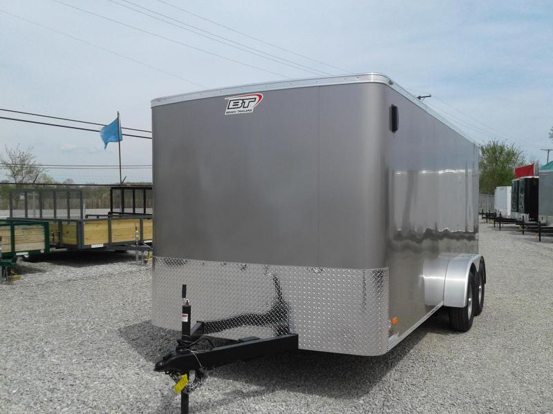 2018 Bravo Trailers 7 x 16 Scout Enclosed Cargo Trailer