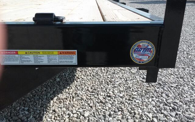 2018 Sure-Trac 7x20 10K Wood Deck Car Hauler