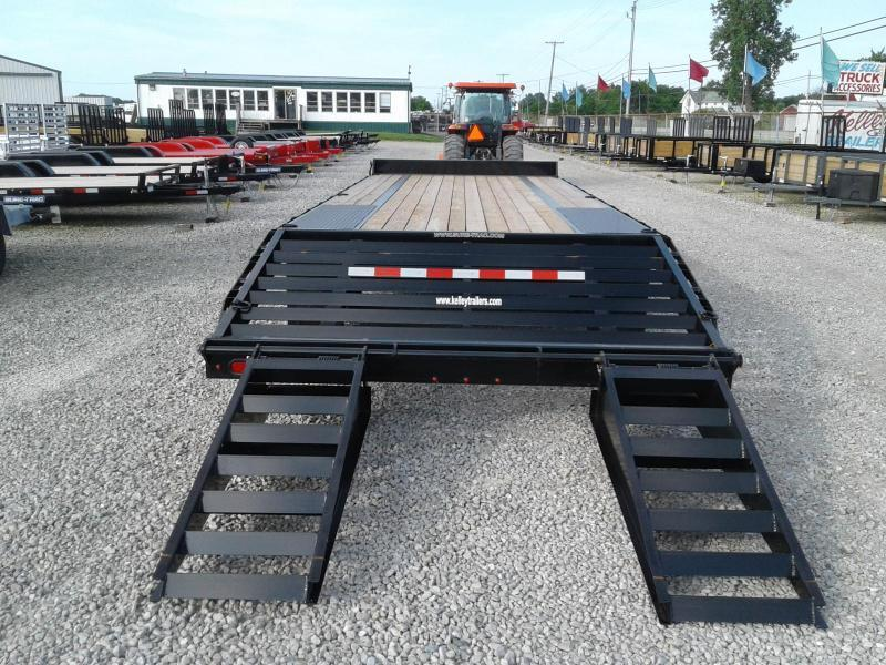 2018 Sure-Trac 8.5x20+5 15K Deckover Equipment Trailer
