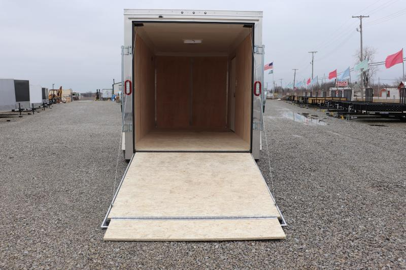 2019 Sure-Trac 6x12 Pro Series Wedge Enclosed Cargo Trailer