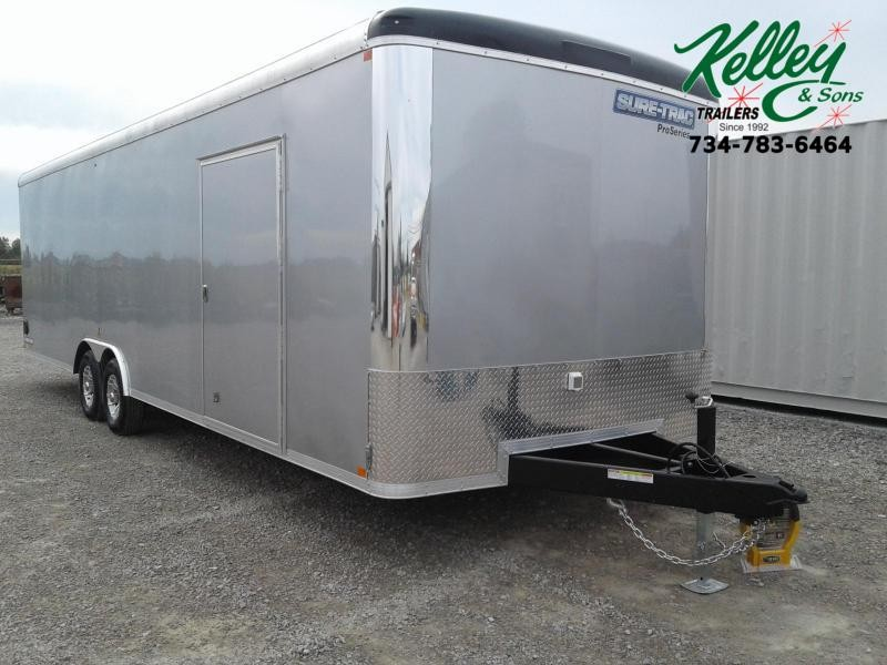 2019 Sure-Trac 8.5x28 Pro Series RT Car Hauler 10K