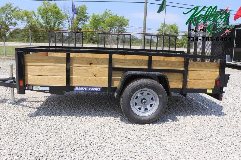 2020 Sure-Trac 5x10 3-Board Utility Trailer