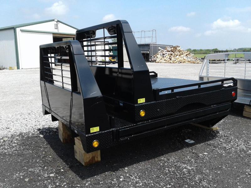 2018 Hillsboro Industries GII Steel SWSB Truck Bed