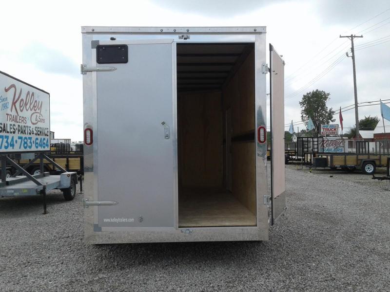 2019 Sure-Trac 7x14 Pro Series Wedge Cargo TA 7K