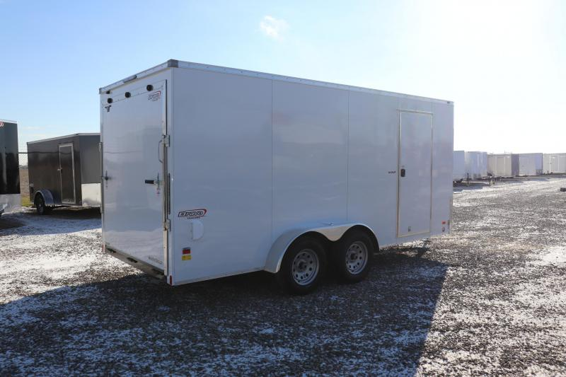 2019 Bravo Trailers 7x16 7K Scout Enclosed Cargo Trailer