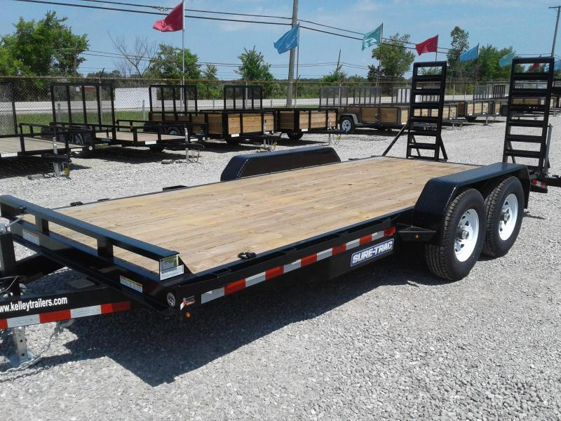 2019 Sure-Trac 7x18  Implement 14K Equipment Trailer