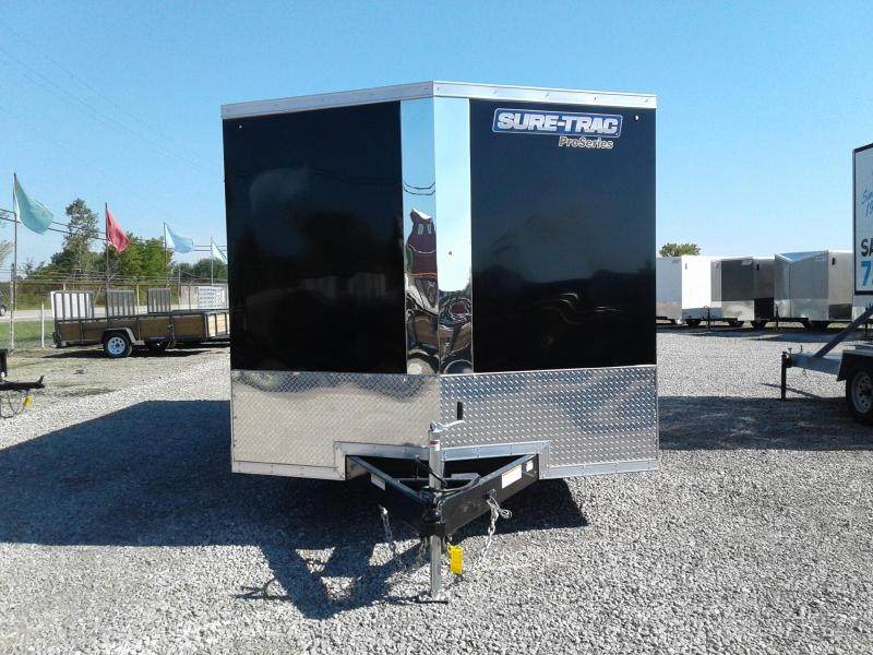 2019 Sure-Trac 8.5x20 Wedge Enclosed Car Hauler