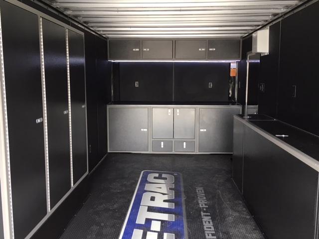 2018 Sure-Trac 8.5x20 14K Contractor Pro Enclosed Cargo Trailer