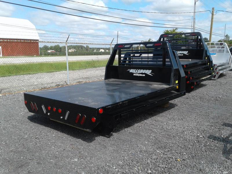 2018 Hillsboro Industries SLT Steel SWLB Truck Bed