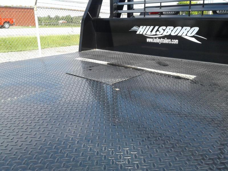 2018 Hillsboro Industries SLT Steel SWLB Truck Bed