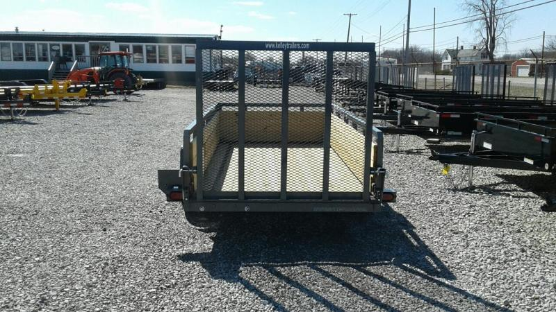 2018 Sure-Trac 5x10 3-Board Utility Trailer