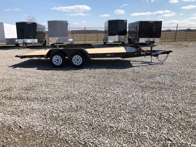 2018 Sure-Trac 7x18 7K Tilt Bed Car Hauler