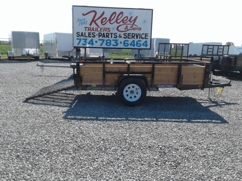 2019 Sure-Trac 5x10 3-Board Utility Trailer
