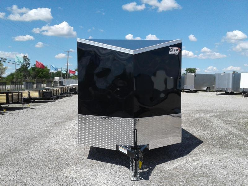 2019 Bravo Trailers 7x14 Scout Enclosed Cargo Trailer