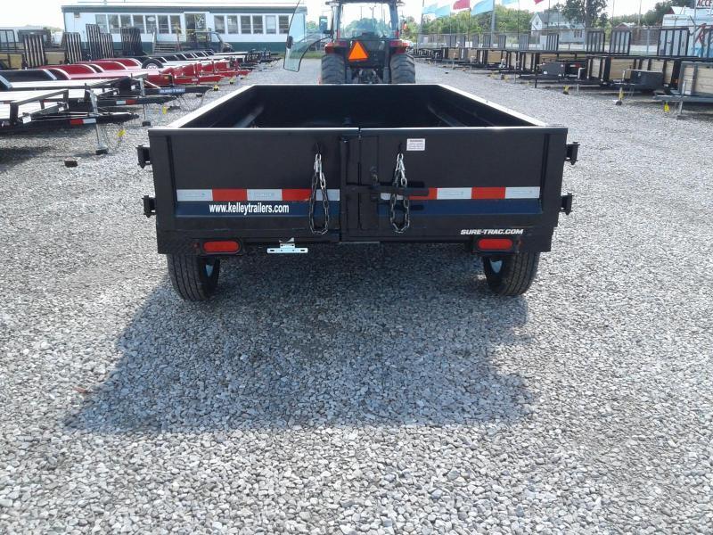 "2019 Sure-Trac 62""x10 7K Single Ram Dump Trailer"