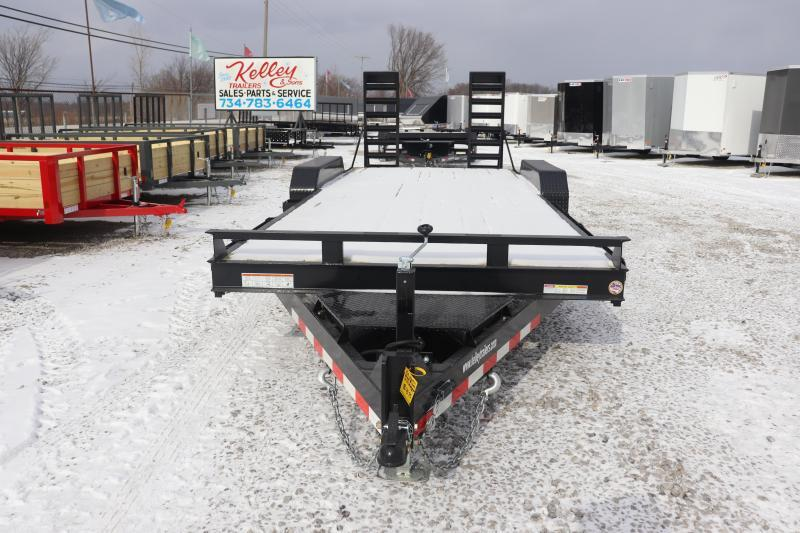 2019 Sure-Trac 7x20 14K Implement Equipment Trailer