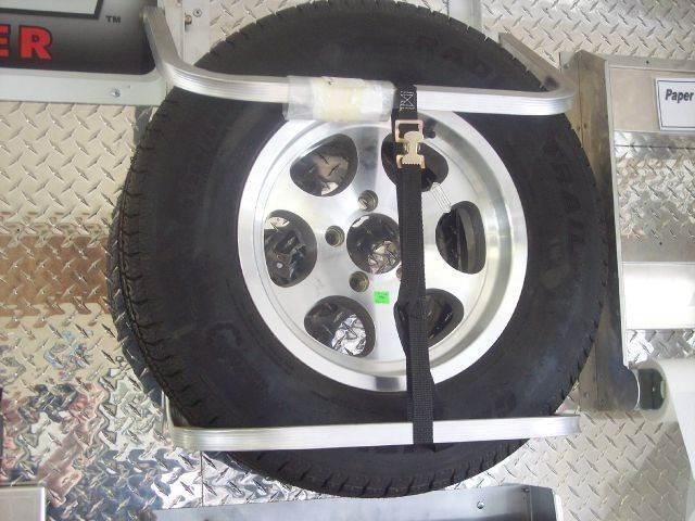 Spare Tire Mount - Triton