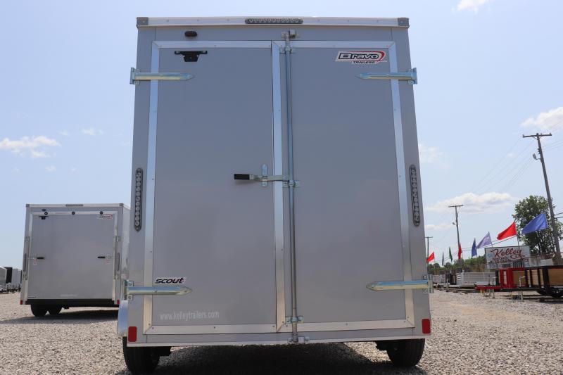2020 Bravo Trailers 6x10 Scout Enclosed Cargo Trailer