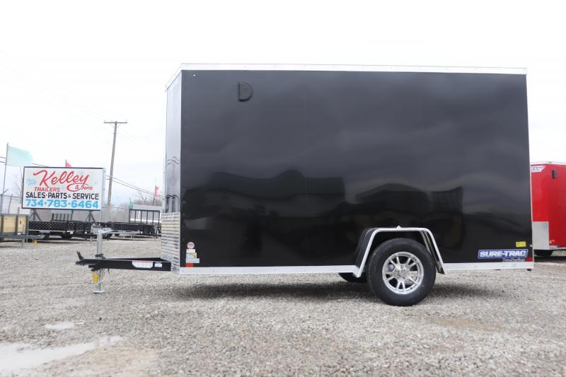 2019 Sure-Trac 6x12 Pro Series Wedge Cargo Trailer