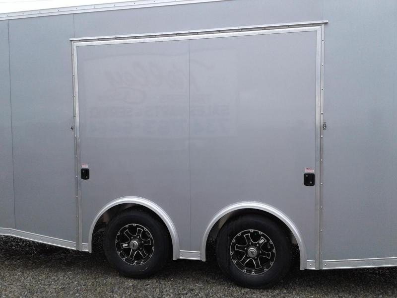 2019 Bravo Trailers 8.5x24 10K Star Aluminum Car / Racing Trailer