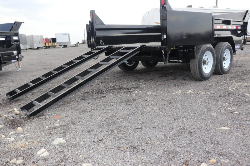 2019 Sure-Trac 72INx12 10K Single Ram Dump Trailer