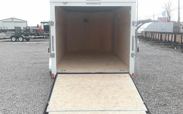 2019 Bravo 7X14 Hero w/ Ramp Door