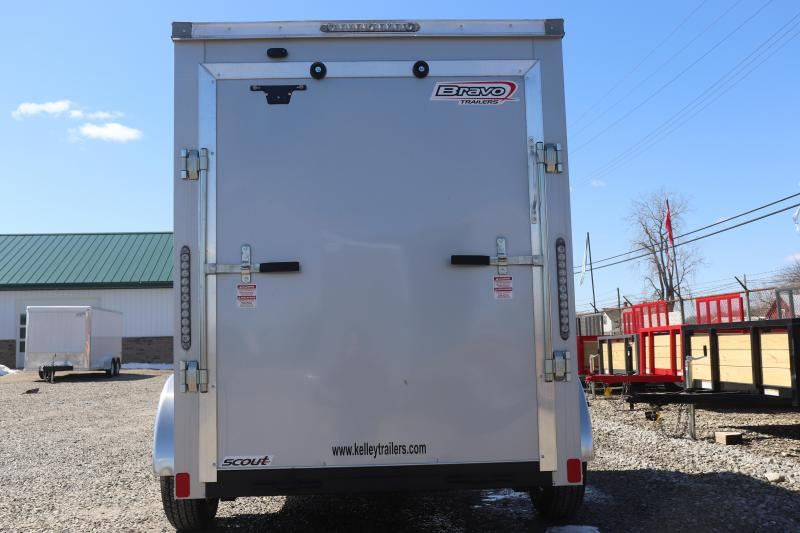 2020 Bravo Trailers 5x10 Scout Enclosed Cargo Trailer