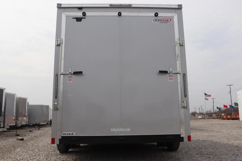 2020 Bravo Trailers 7x16 7K Scout Enclosed Cargo Trailer