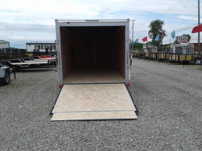 2019 Bravo Trailers 7x16 Hero w/ Ramp Door Enclosed Cargo Trailer