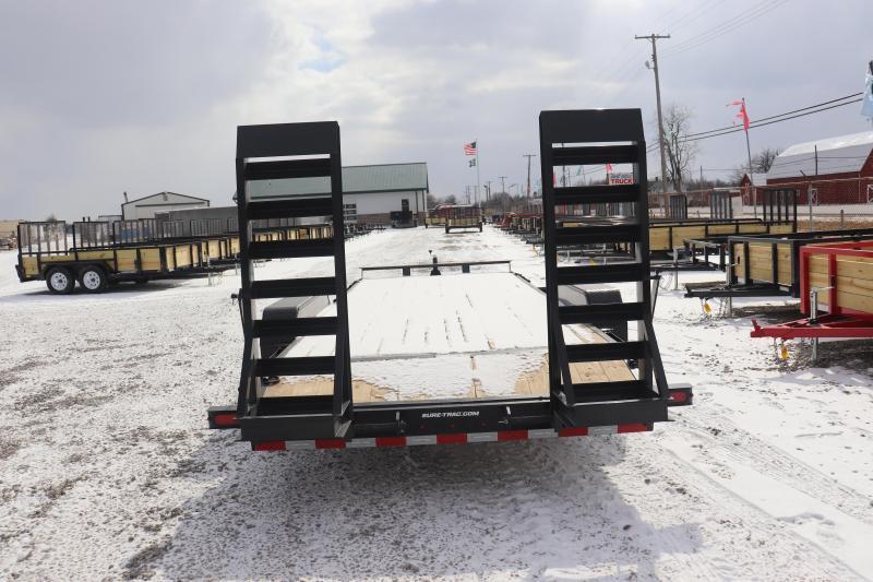 2019 Sure-Trac 7x20 14K Implement Equipment Trailer
