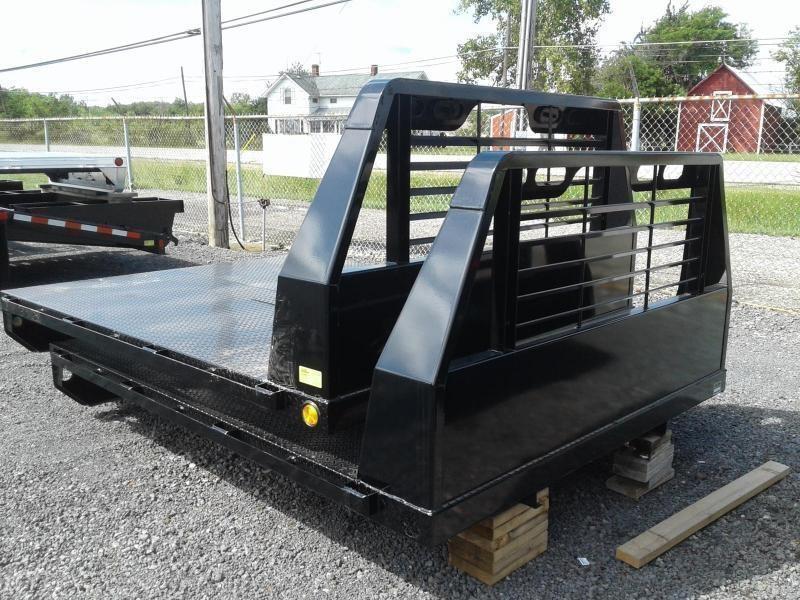 2019 Hillsboro Industries SLT Steel SWLB Truck Bed