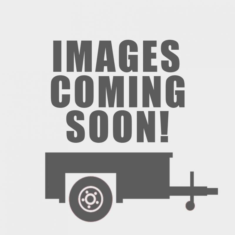 "2018 Sure-Trac 82""x16 14K Scissor Dump Trailer"