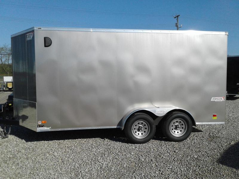 2019 Bravo Trailers 7 x 14 Scout Enclosed Cargo Trailer