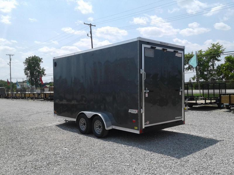 2019 Bravo Trailers 7x16 Star 7K Enclosed Cargo Trailer