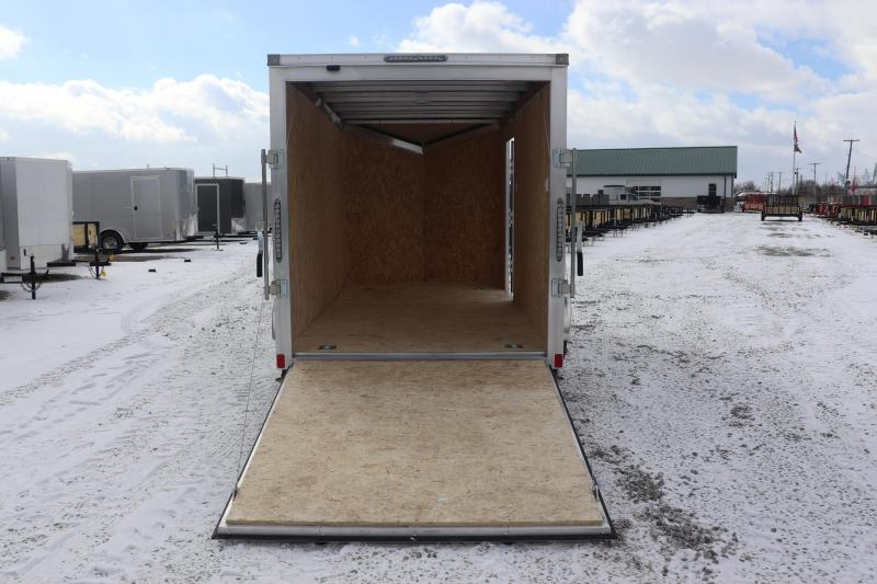 2020 Bravo Trailers 6x12 Aluminum Star Enclosed Cargo Trailer