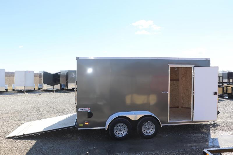 2020 Bravo Trailers 7x14 7K Scout Enclosed Cargo Trailer