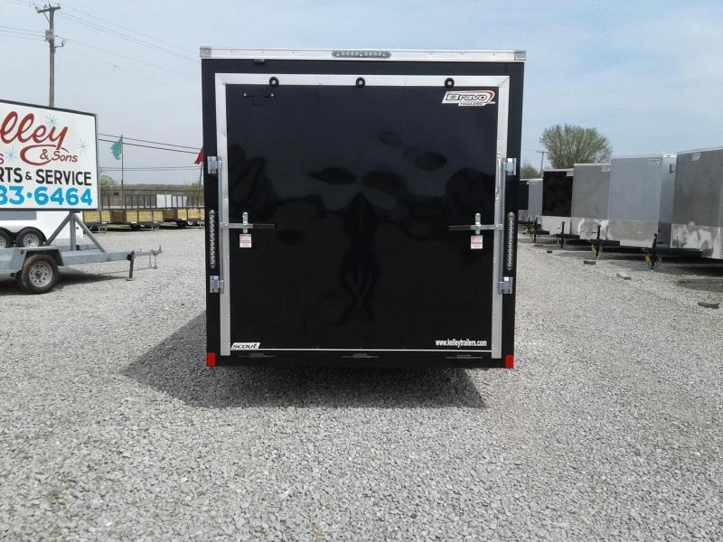 2018 Bravo Trailers 7 x 16 Scout Enclosed Cargo Trailer