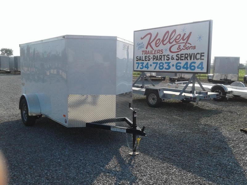 2019 Bravo Trailers 5x10 Scout w/ Ramp Door Enclosed Cargo Trailer