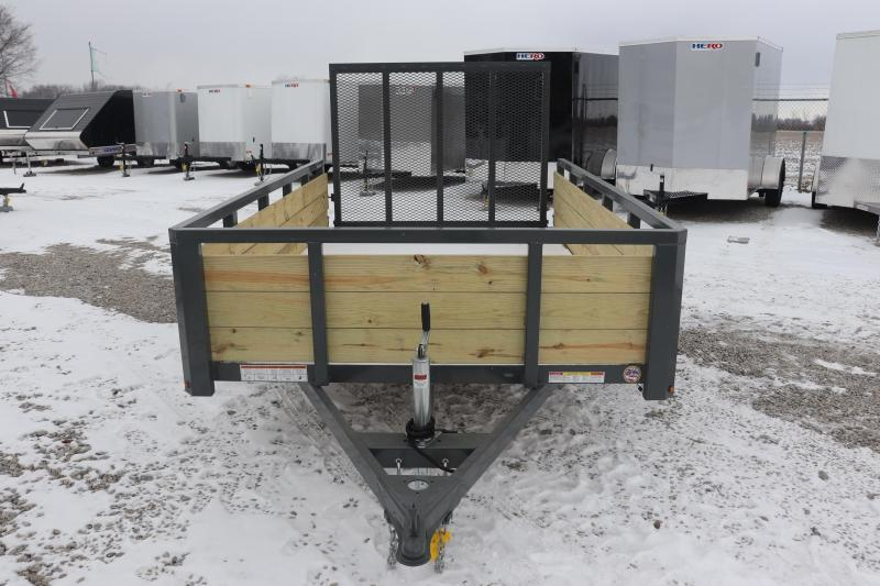 2019 Sure-Trac 6x10 3-Board Utility Trailer