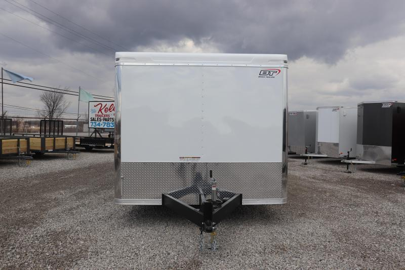 2020 Bravo Trailers 8.5x16 Star Enclosed Cargo Trailer