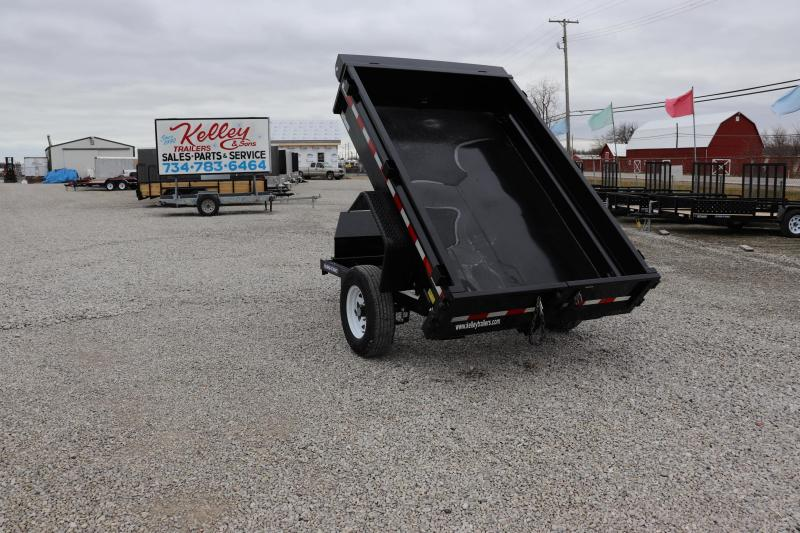 "2019 Sure-Trac 62""x8 5K Single Ram Dump"