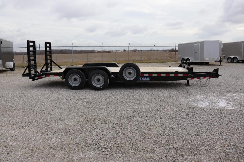 2019 Sure-Trac 7x20 16K Implement Equipment Trailer