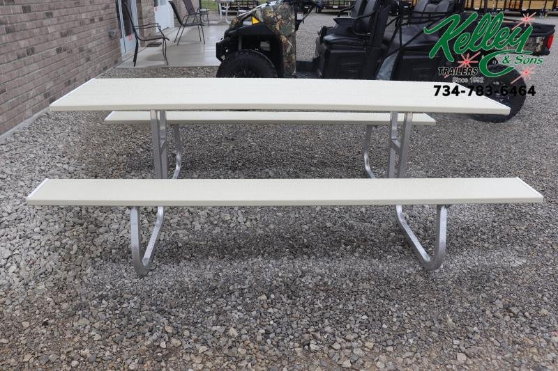 2019 Aluma 8' Picnic Table