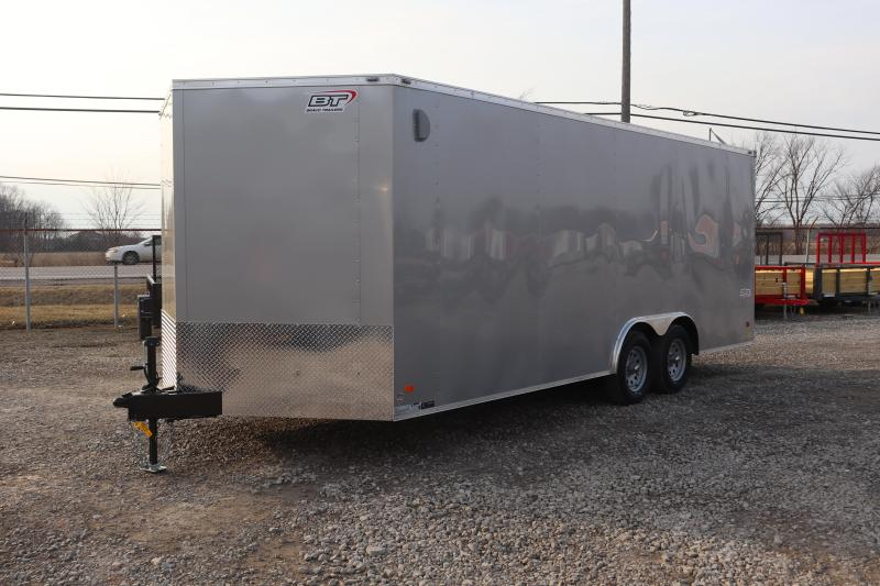 2019 Bravo Trailers 8.5x20 7K Scout Enclosed Cargo Trailer