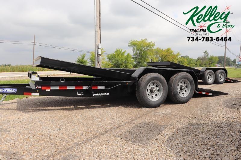 2020 Sure-Trac 7x18 14K Tilt Bed Equipment Trailer
