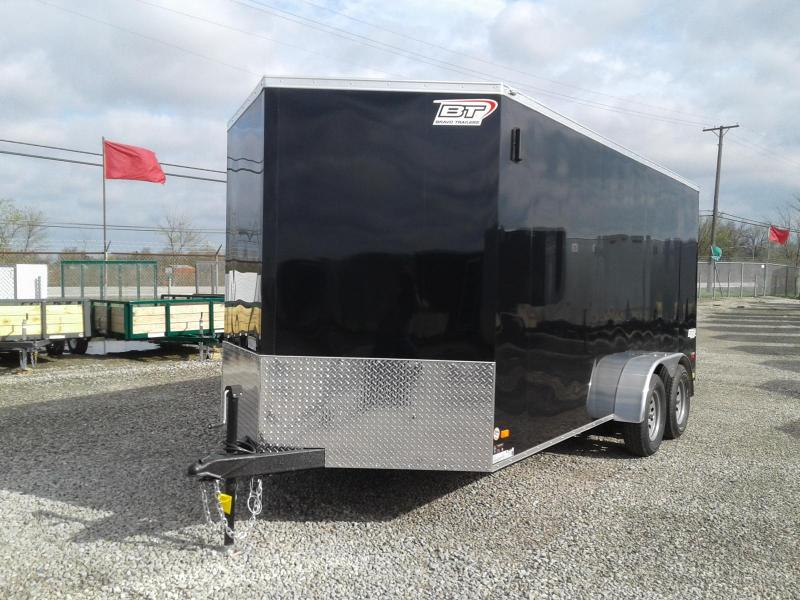 2019 Bravo Trailers 7 x 16 Scout Enclosed Cargo Trailer
