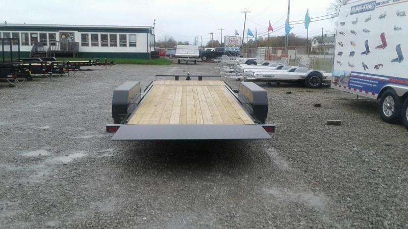 2019 Sure-Trac 7x18+4 14K Tilt Bed Equipment Trailer