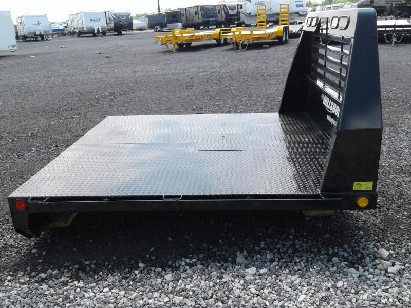 2018 Hillsboro Industries SLT Steel SWSB Truck Bed