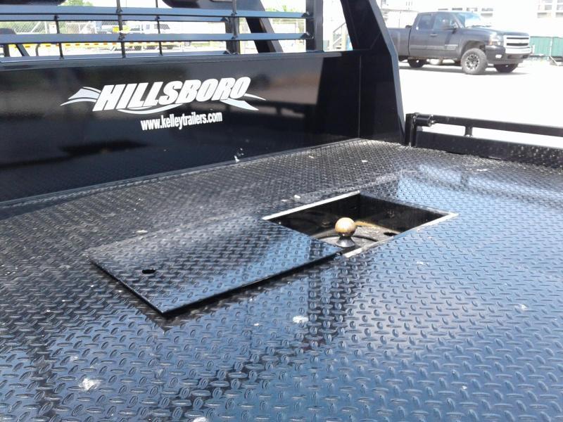 2019 Hillsboro Industries SLT Steel SWSB Truck Bed