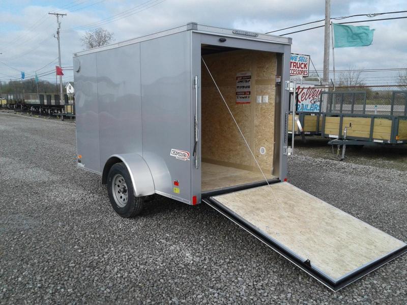 2019 Bravo Trailers 5 x 10 Bravo Scout Enclosed Cargo Trailer